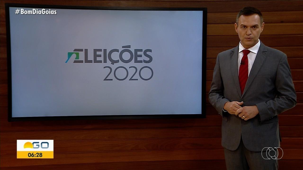 Confira agenda dos candidatos à Prefeitura de Goiânia