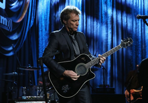 Jon Bon Jovi (Foto: Getty Images)