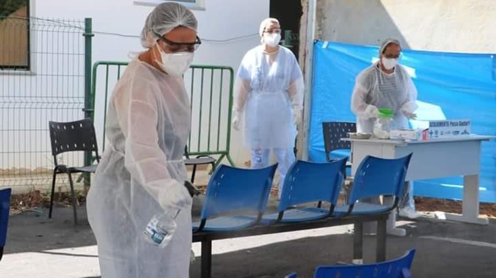 RJ bate recorde e registra 9,1 mil novos casos de Covid em um dia
