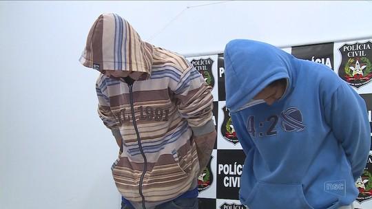 Ao menos seis presos em operação contra ataques em SC são mulheres de detentos, diz polícia
