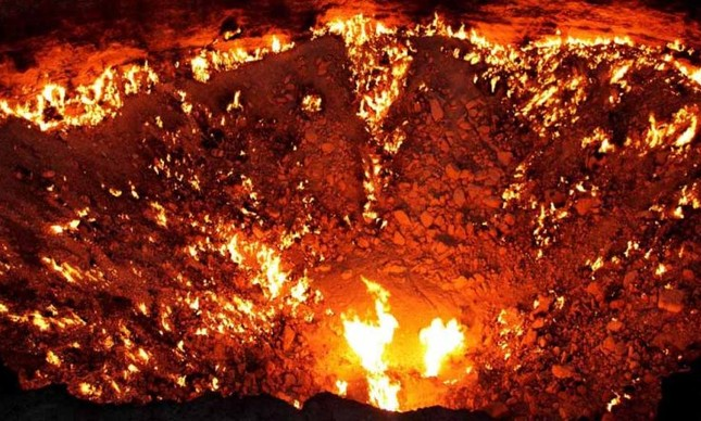 O inferno é logo ali (Foto: Arquivo Google)