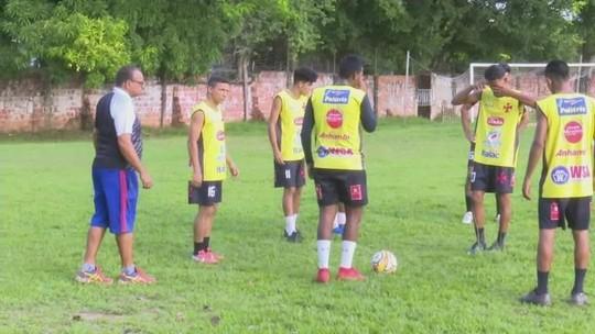 Com Edson Maria como técnico, Vasco-AC tem elenco reformulado e corre contra o tempo