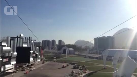 Rock in Rio tem app para agendar horário nos brinquedos do festival