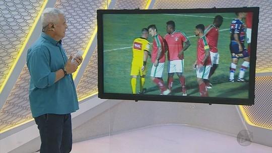 Márcio Resende de Freitas analisa erros do árbitro de Boa Esporte e Fortaleza