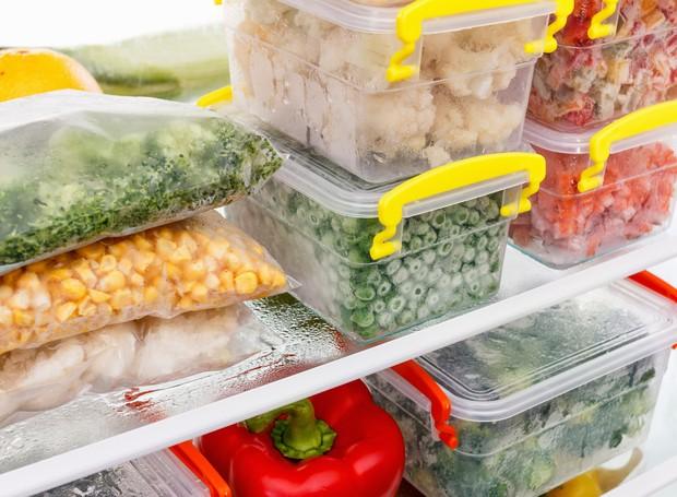 Por quanto tempo a comida dura no freezer (Foto: Thinkstock)