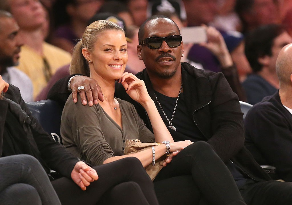 Eddie Murphy, Paige Butcher (Foto: Getty Images)