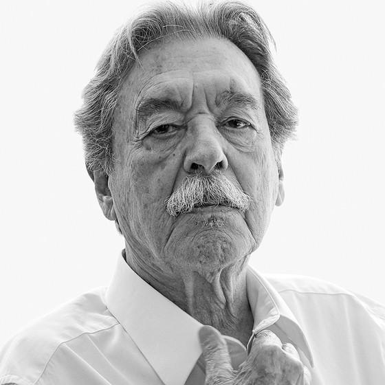 O ARQUITETO PAULO MENDES DA ROCHA (2016) (Foto: J.R. Duran)