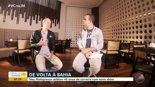 Entrevista: Ney Matogrosso celebra 46 anos de carreira em novo show