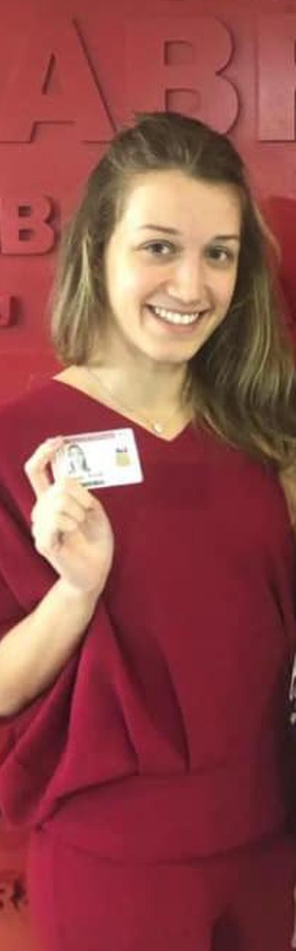 Myra, namorada de Dario Messer, foi presa nesta terça-feira — Foto: Arquivo pessoal