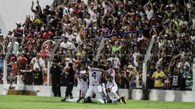Afogados x Atlético-AC