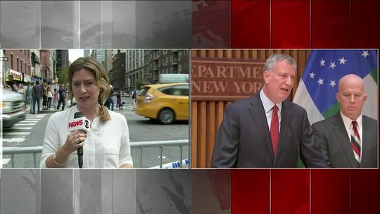 Feridos em explosão em Nova York já tiveram alta