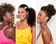 Cabelo afro: 7 penteados estilosos para arrasar no Verão
