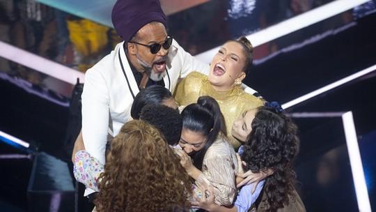 'The Voice Kids': veja momentos emocionantes dos bastidores da Final