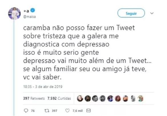 Maisa (Foto: Divulgação)