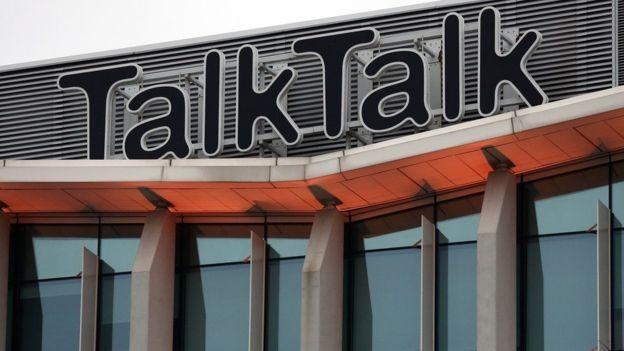 A empresa britânica Talk Talk se viu afetada por um vazamento de dados que afetou milhares de clientes (Foto: Getty Images via BBC News Brasil)
