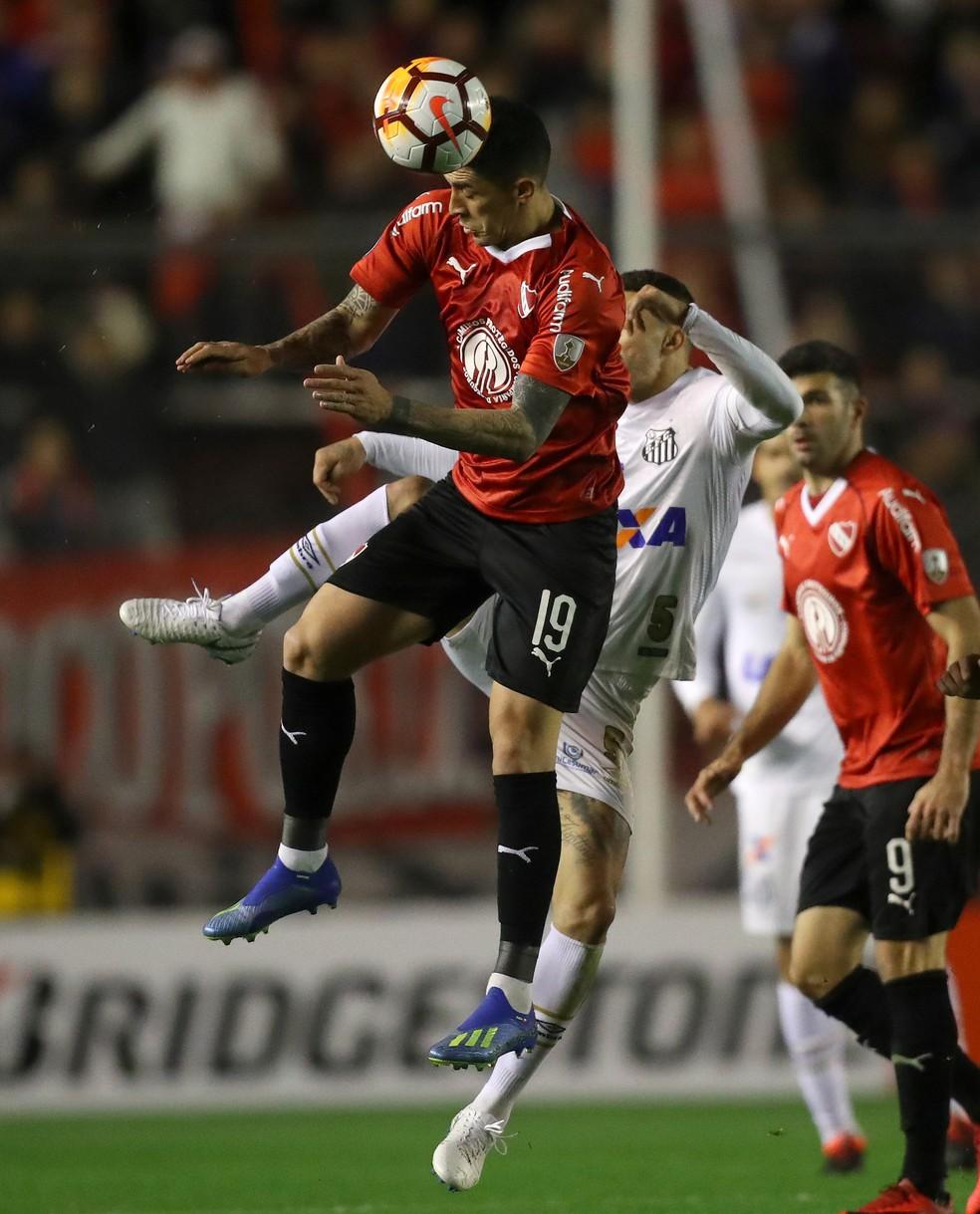 Independiente também teria escalado jogador irregular contra o ... 2df8fcc49e6b8