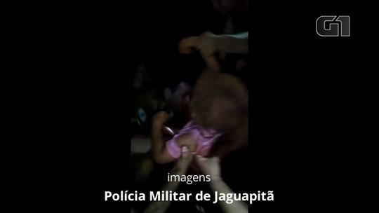 Menina de 5 anos cai e fica presa em buraco de três metros de profundidade em obra, no Paraná