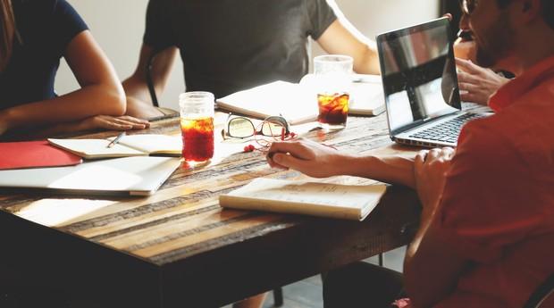 startup, negócio (Foto: Reprodução/Pexels)