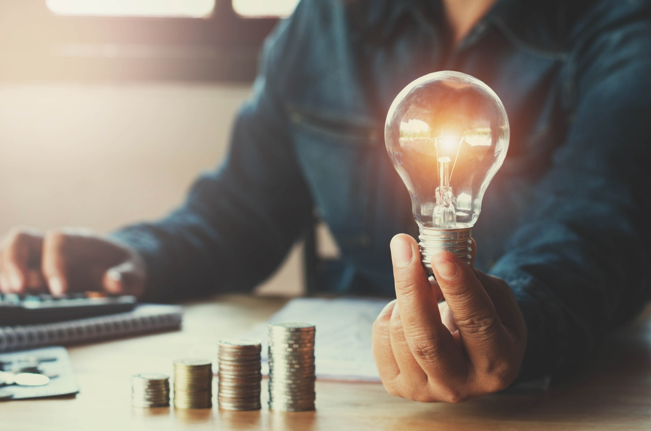 Você já pensou em quanto, atualmente, é dependente da energia elétrica? (Foto: ThinkStock)