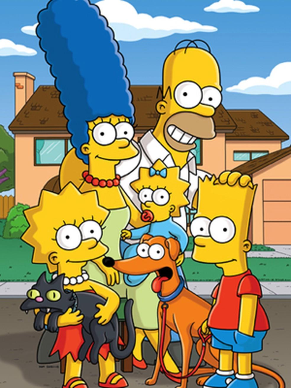 Os Simpsons' celebra 'dia internacional' e completa 30 anos em dezembro |  Pop & Arte | G1