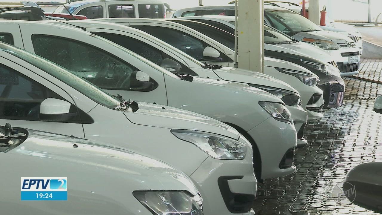 Governo de SP diminuiu desconto de carros usados