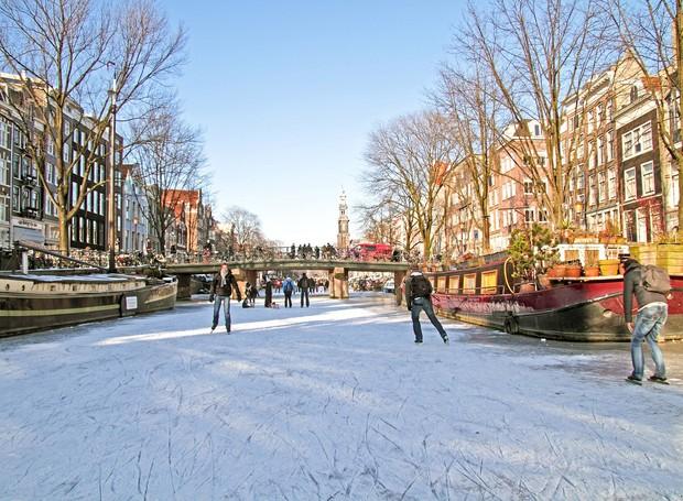 Amsterdã - Holanda (Foto: Reprodução/ CI)