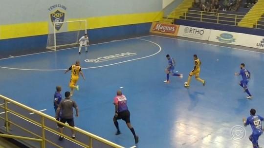 Sorocaba vence o São José fora de casa e assume liderança na Liga Paulista