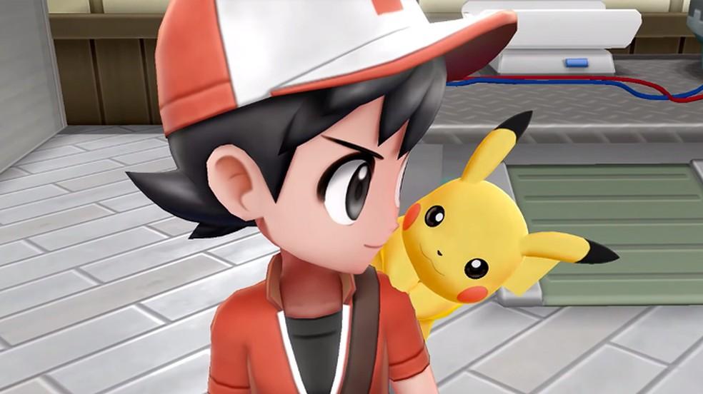Pokémon: Let's Go — Foto: Divulgação/Nintendo