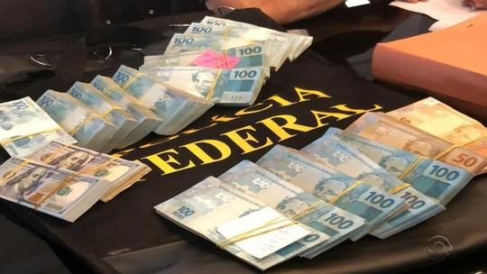 PF realiza operação contra lavagem de dinheiro, fraudes e corrupção no RS