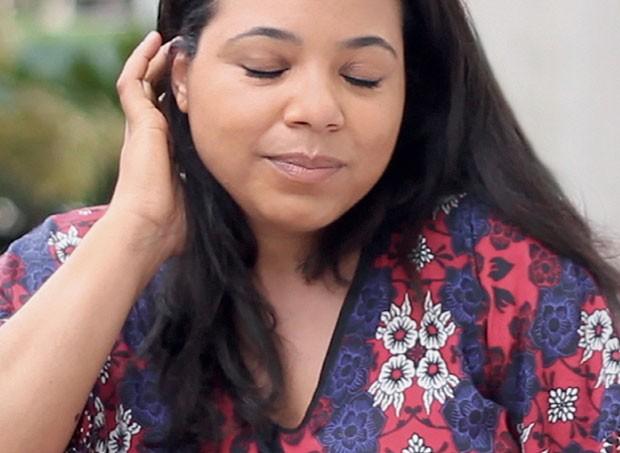Renata Menezes engravidou novamente um mês depois de perder o bebê. (Foto: Amanda Filippi)