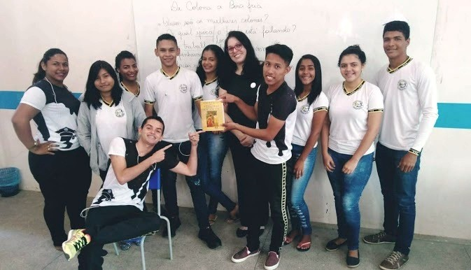 Professora de Roraima é vencedora do Prêmio Educador Nota 10 - Notícias - Plantão Diário