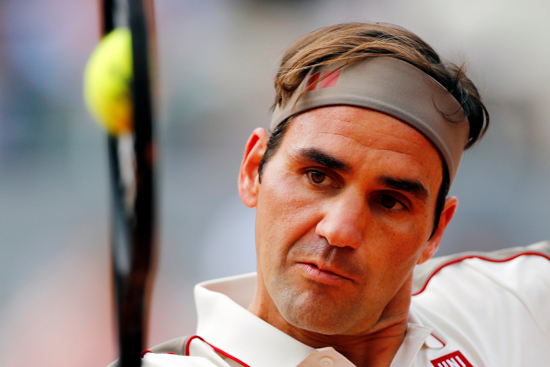 Federer na vitória nesta quinta-feira