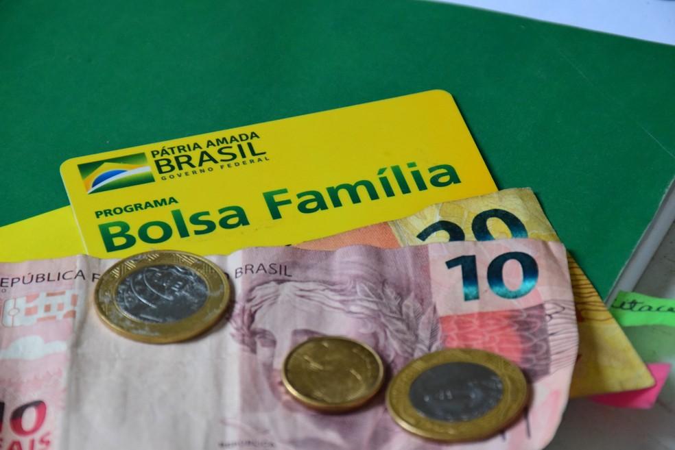 Bolsa Família — Foto: LIDIANNE ANDRADE/MYPHOTO PRESS/ESTADÃO CONTEÚDO
