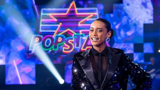 Convite surpresa, superação e repescagem marcam o primeiro 'Popstar' ao vivo