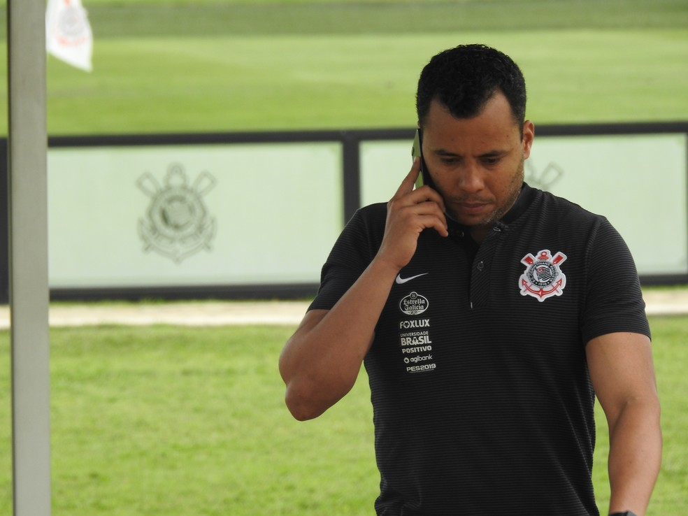 Jair Ventura (Crédito: Marcelo Braga)