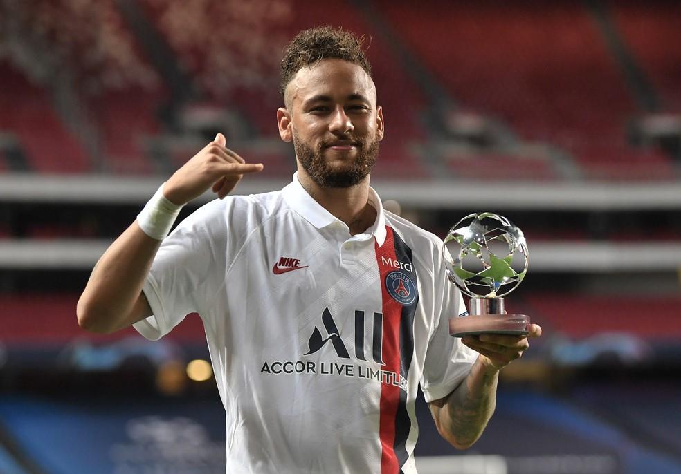 "Neymar promete manter moicano até a final da Champions: ""A galera ..."