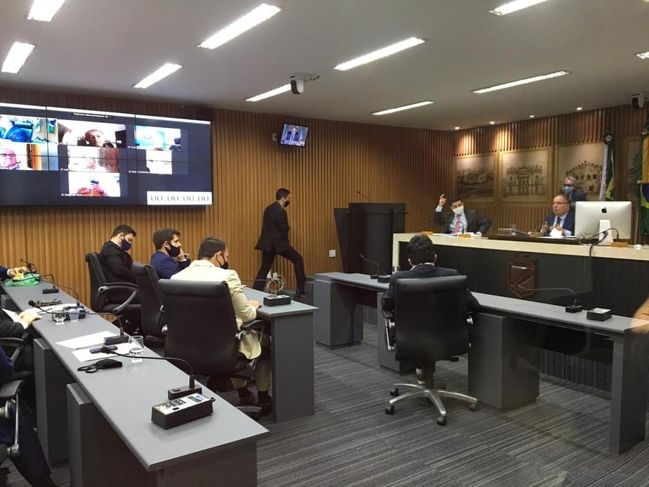 Câmara Municipal de Natal aprova Reforma da Previdência do município