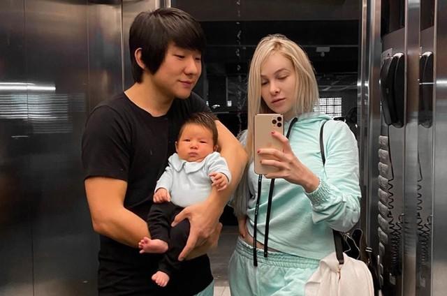 Pyong, Jake e Sammy Lee (Foto: Reprodução/Instagram)