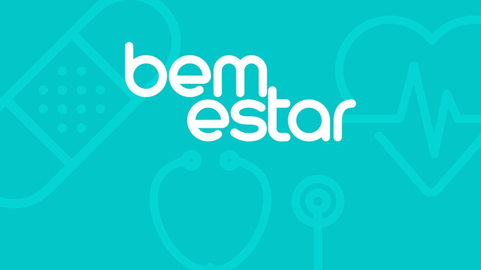Logo podcast Bem Estar - matéria — Foto: Comunicação/Globo