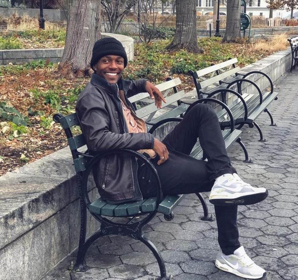 Jovem de Sorocaba foi achado morto na última quarta-feira (4) na Califórnia — Foto: Arquivo pessoal