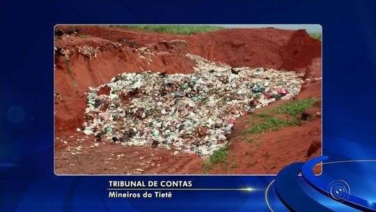 TCE fiscaliza serviços de coleta de lixo e aterros no Centro-Oeste Paulista