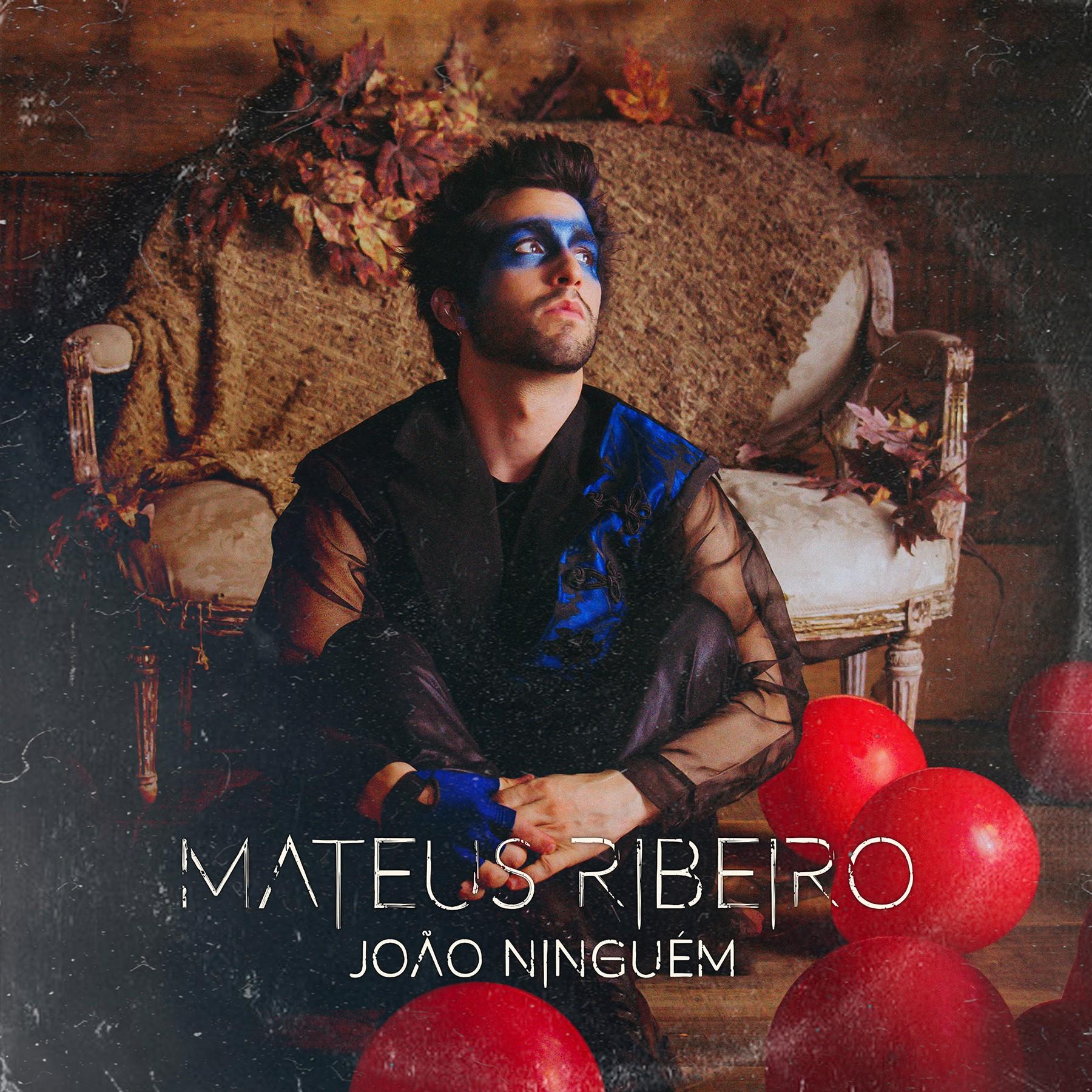 Elogiado ator de musicais de teatro, Mateus Ribeiro entra em cena como cantor e compositor