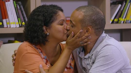 Hoje é dia de Beijo: beija eu
