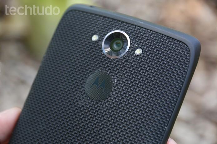 Moto Maxx tem bateria super potente com 3900 mAh  (Foto: Lucas Mendes/TechTudo)
