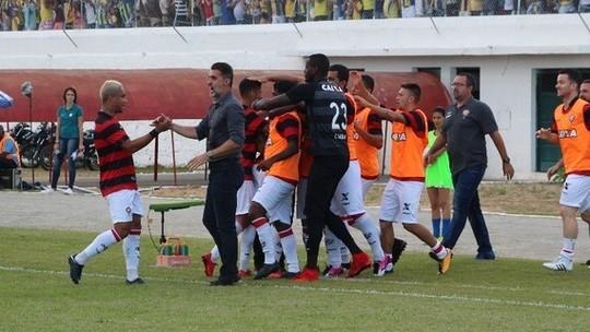 Foto: (André Hiltner/Divulgação/E.C. Vitória)