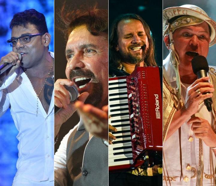 Pablo, Adelmário Coelho, Dorgival Dantas e Alcimar Monteiro são atrações dos festejos juninos em Feira de Santana; veja grade