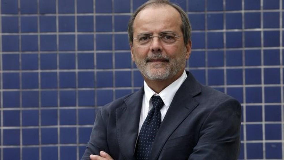 Cesar Victora, da Universidade Federal de Pelotas, é um dos cientistas mais influentes do mundo — Foto: DANIELA XU