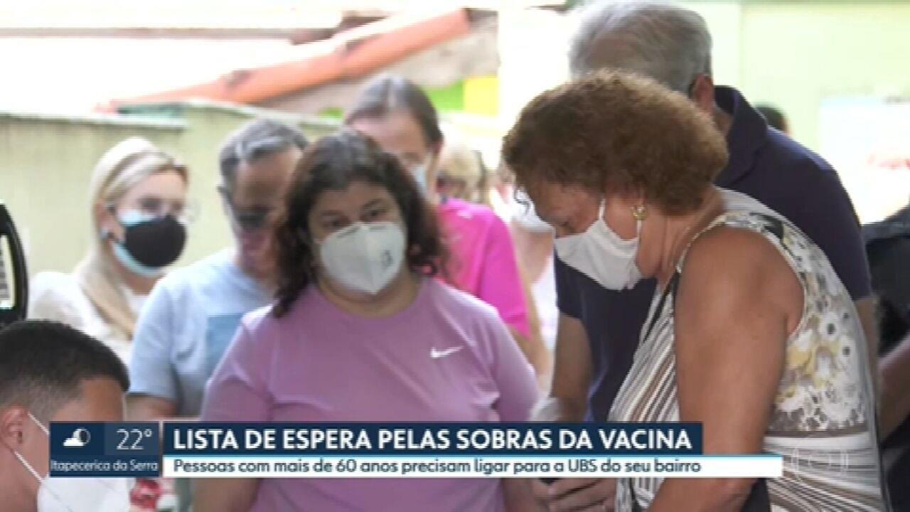 Prefeitura da capital cria pré-cadastro da vacina contra a Covid-19 para pessoas com 60 anos ou mais
