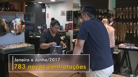 Pequenas empresas lideram geração de vagas no comércio em Campinas