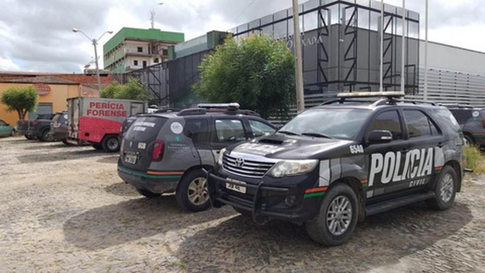 O Ministério Público do Ceará (MPCE) ofereceu mais duas denúncias contra um esquema criminoso na administração pública de Quixadá — Foto: Agência Diário
